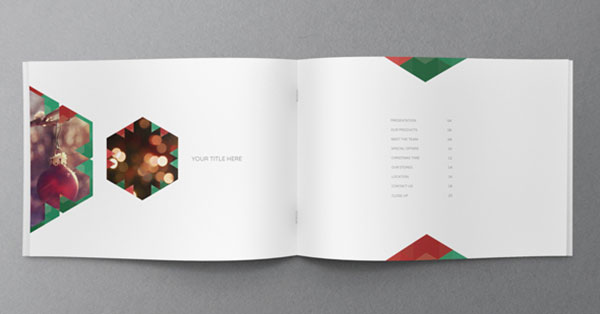 Index of images 25 really beautiful brochure designs for Attractive brochure designs