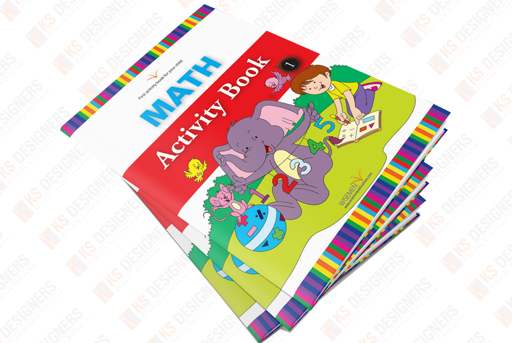 Kids Maths Book Cover : Index of portfolio child